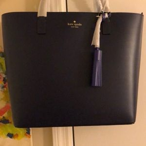 New: Kate Spade Wright Place Sapphire bag